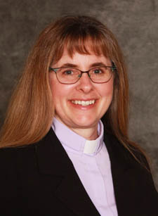 The Rev. Kathryn Otley