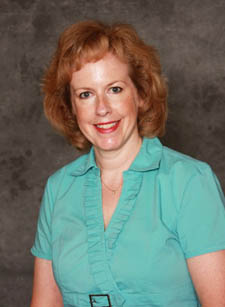 Megan Sproule-Jones, Director of Children's Ministries