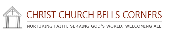 Christ Church Bells Corners header banner
